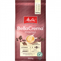 Melitta® BellaCrema® Intenso, Café en grains, 1000g