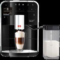 Machine à expresso automatique Caffeo Barista® T, noire (stock limité)