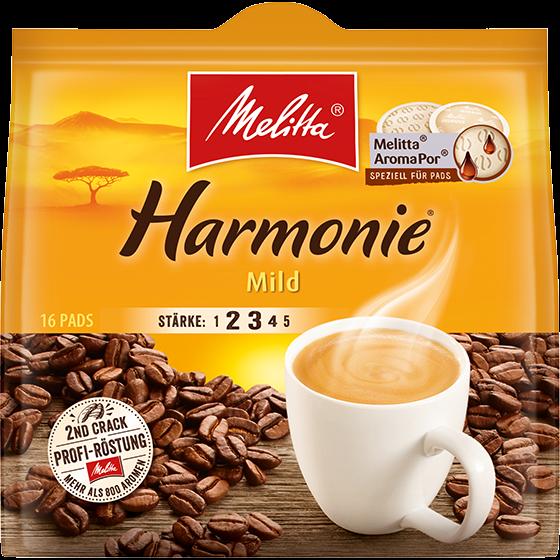 Melitta® Harmonie® mild Kaffeepads