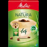 Filtres à café Melitta® Natura, 1x4®