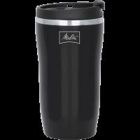 Mug Isotherme Noir 250ml