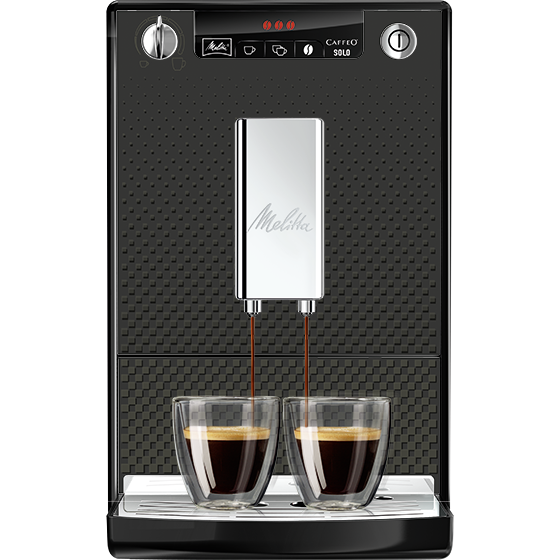 Caffeo® Solo® Kaffeevollautomat, DeLuxe