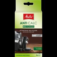 Anti Calc Bio poudre pour machines à expresso, 4x40g