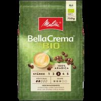 Café Melitta® BellaCrema® Bio, Café en grains, 750g