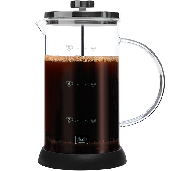 French Press (9 Tassen)