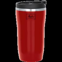 Mug Isotherme Rouge, 250 ml