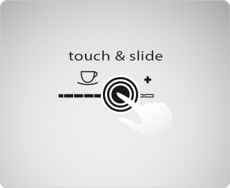 Système Touch & Slide