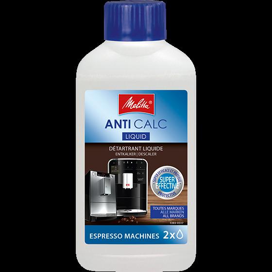 Anti Calc Liquid Espresso Machines