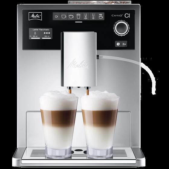 Caffeo CI